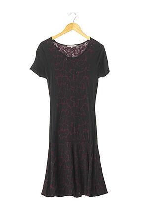 Robe pull noir GERARD DAREL pour femme