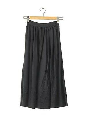 Jupe mi-longue noir KENZO pour femme