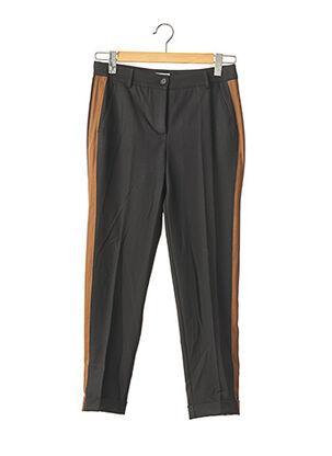 Pantalon 7/8 noir P.A.R.O.S.H. pour femme