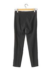 Pantalon casual noir MAXMARA pour femme seconde vue