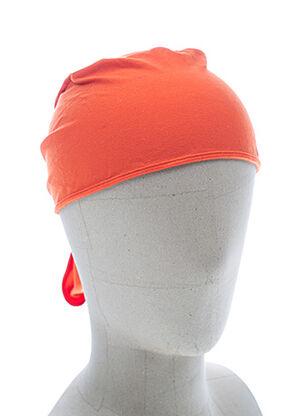 Foulard orange WOLFORD pour femme