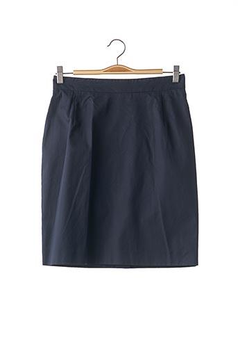 Jupe mi-longue bleu PRADA pour femme