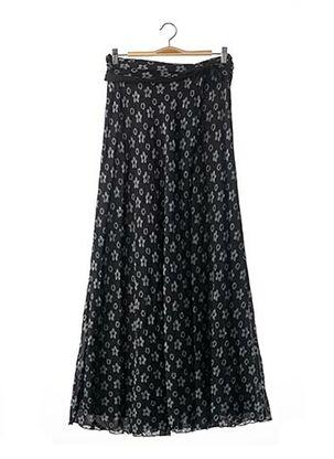Jupe mi-longue noir ARMANI pour femme