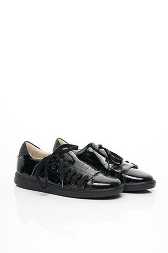 Baskets noir COMPTOIR DES COTONNIERS pour femme
