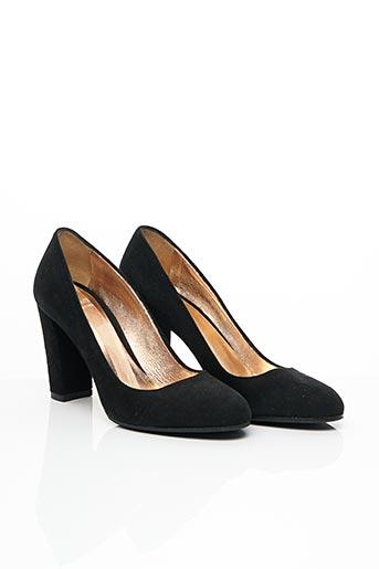 Escarpins noir ANN TUIL pour femme