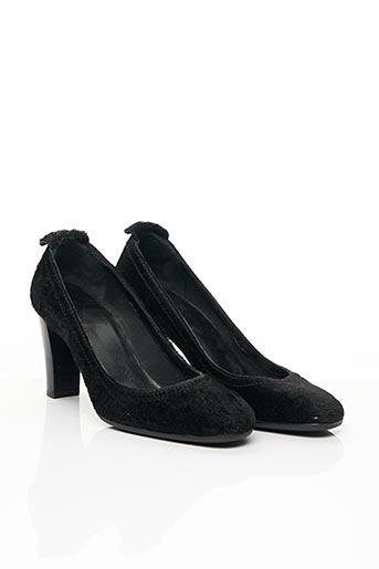 Escarpins noir CHANEL pour femme