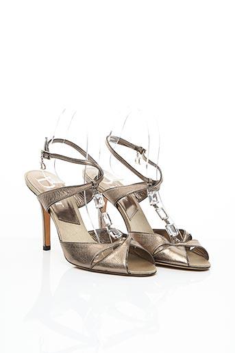 Sandales/Nu pieds vert DIOR pour femme