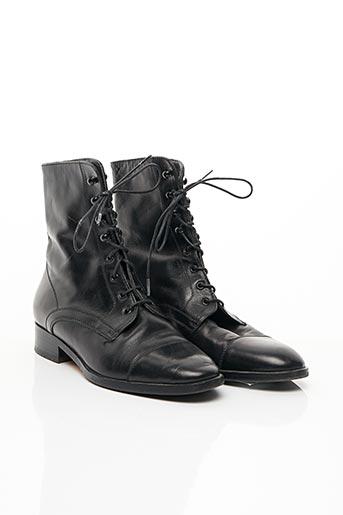 Bottines/Boots noir CAREL PARIS pour femme