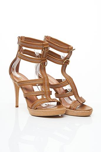 Sandales/Nu pieds marron BLUMARINE pour femme