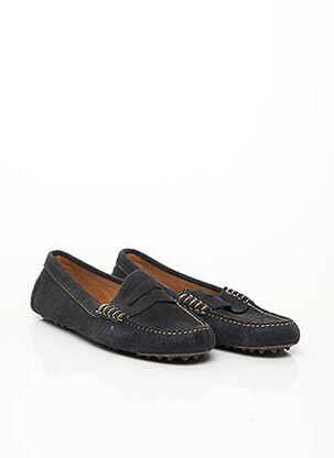 Chaussures bâteau bleu FAIRMOUNT pour femme