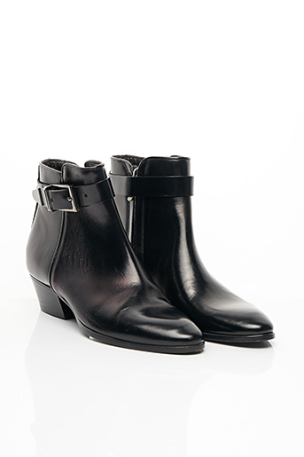 Bottines/Boots noir BARBARA BUI pour femme
