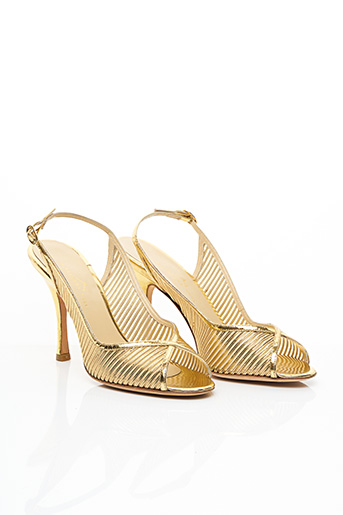 Escarpins jaune ALEXANDRA NEEL pour femme