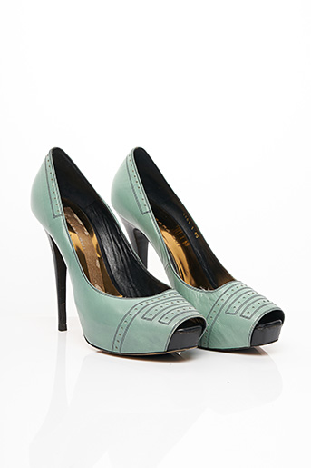 Escarpins vert BARBARA BUI pour femme