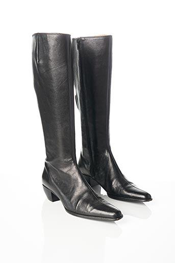 Bottes noir CHARLES JOURDAN pour femme