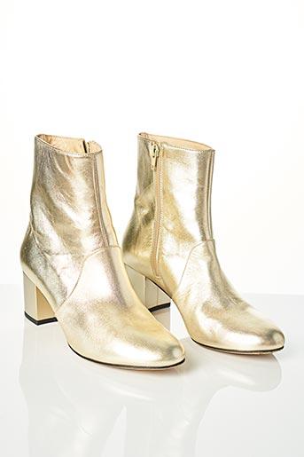 Bottines/Boots jaune BLUGIRL BLUMARINE pour femme