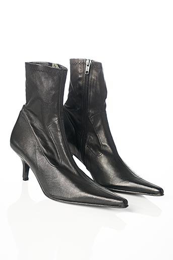 Bottines/Boots noir ATELIER MERCADAL pour femme
