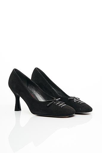 Escarpins noir CAREL PARIS pour femme