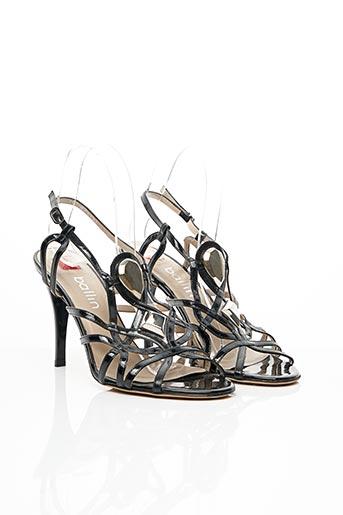 Sandales/Nu pieds noir BALLY pour femme
