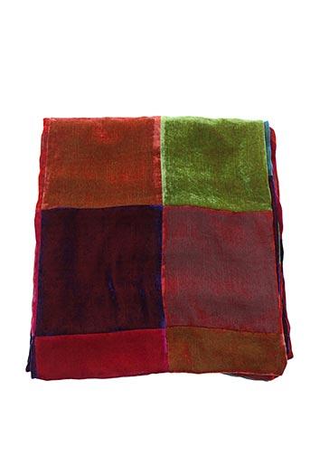 Foulard rouge COMME DES GARCONS pour femme