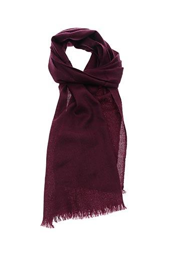 Foulard rouge YVES SAINT LAURENT pour homme