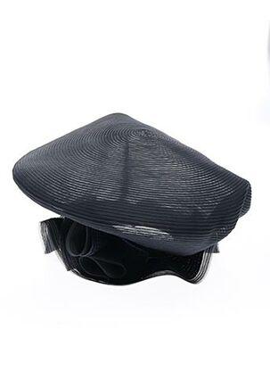 Chapeau bleu FRANCK ET FILS pour femme