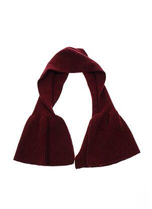 Echarpe rouge PAULE KA pour femme