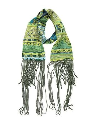 Foulard vert ETRO  pour femme