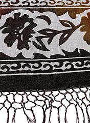 Foulard vert KENZO pour femme seconde vue