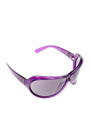 Lunettes de soleil violet MISSONI pour femme
