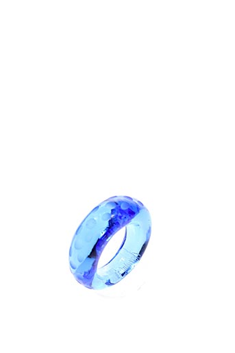 Bague bleu SANS MARQUE. pour femme