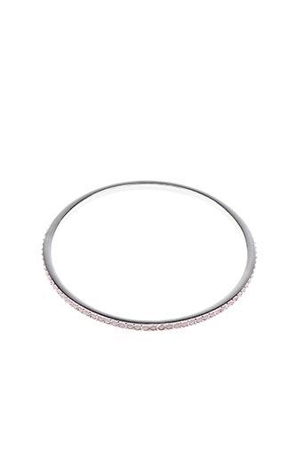 Bracelet Jonc rose SWAROVSKI pour femme