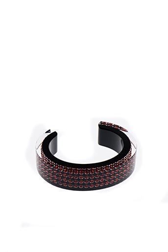 Bracelet Manchette orange DANIEL SWAROVSKI pour femme