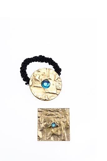 Bracelet bleu BICHE DE BERE pour femme