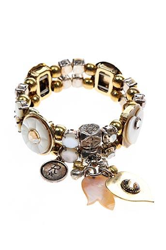 Bracelet jaune REMINISCENCE pour femme