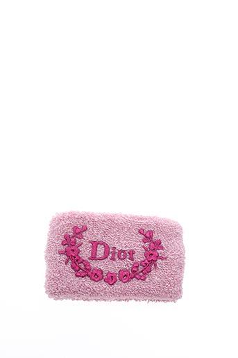Bracelet rose DIOR pour femme