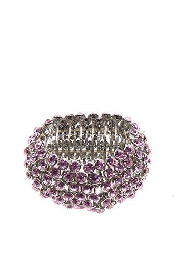 Bracelet rose SANS MARQUE pour femme