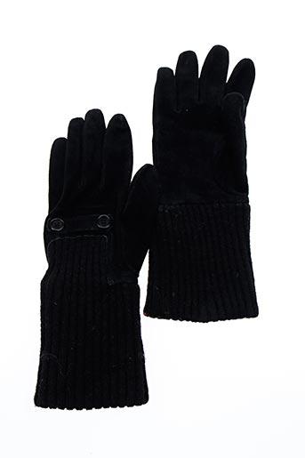Gants noir DIOR pour femme