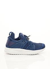 Baskets bleu PUMA pour homme seconde vue