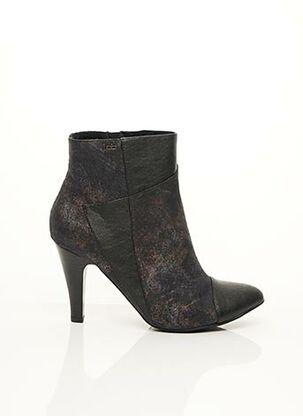 Bottines/Boots noir LES P'TITES BOMBES pour femme