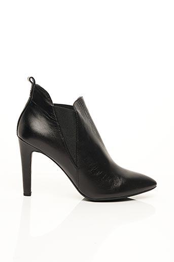 Bottines/Boots noir GEOX pour femme