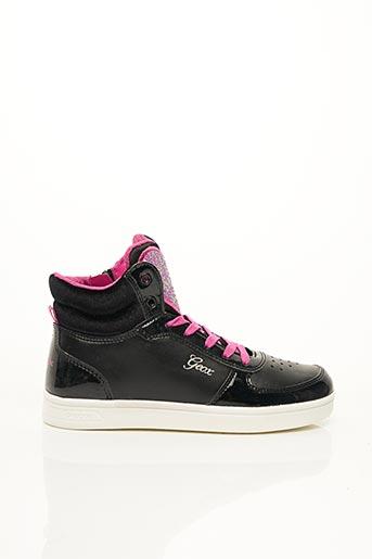Baskets noir GEOX pour fille