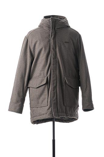 Manteau court gris RAGWEAR pour homme