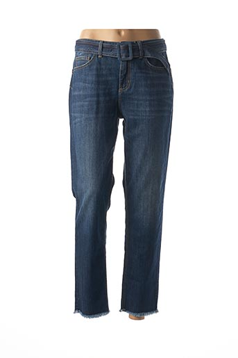 Jeans boyfriend bleu LIU JO pour femme