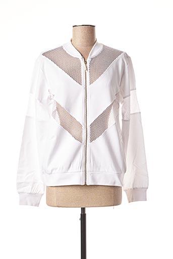 Veste casual blanc LIU JO pour femme