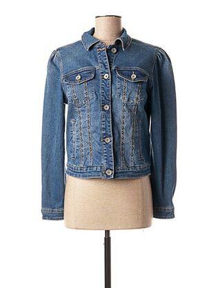 Veste en jean bleu CREAM pour femme