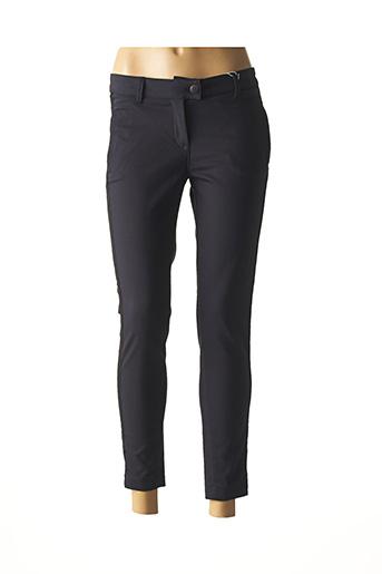 Pantalon 7/8 bleu CECIL pour femme