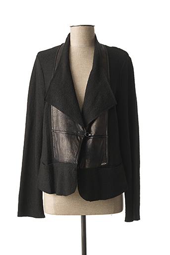 Veste casual noir DECA pour femme