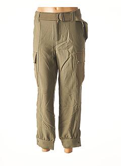 Pantalon casual vert GUESS pour femme