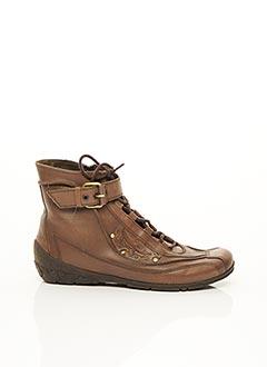 Bottines/Boots marron BOCAGE pour femme