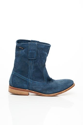 Bottines/Boots bleu BEE.FLY pour femme